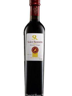 Vinagre Ecológico Balsámico Gourmet, Soler Romero