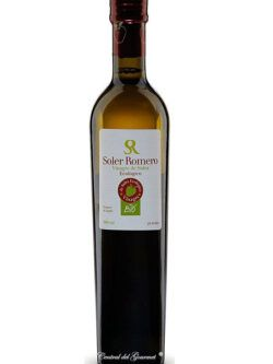 Vinagre de sidra ecologico ,Soler Romero, botella 250 ml